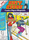 Cover for Katy Keene Comics Digest Magazine (Archie, 1987 series) #5