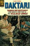 Cover for Daktari (Dell, 1967 series) #2
