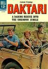 Cover for Daktari (Dell, 1967 series) #3