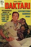 Cover for Daktari (Dell, 1967 series) #4