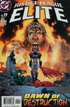 Cover for Justice League Elite (DC, 2004 series) #11