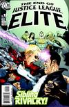 Cover for Justice League Elite (DC, 2004 series) #12