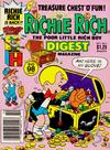 Cover for Richie Rich Digest Magazine (Harvey, 1986 series) #1