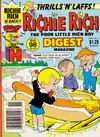 Cover for Richie Rich Digest Magazine (Harvey, 1986 series) #2
