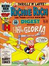 Cover for Richie Rich Digest Magazine (Harvey, 1986 series) #3