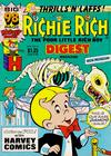 Cover for Richie Rich Digest Magazine (Harvey, 1986 series) #4