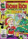Cover for Richie Rich Digest Magazine (Harvey, 1986 series) #5