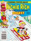 Cover for Richie Rich Digest Magazine (Harvey, 1986 series) #6