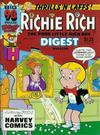 Cover for Richie Rich Digest Magazine (Harvey, 1986 series) #7