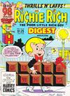 Cover for Richie Rich Digest Magazine (Harvey, 1986 series) #8