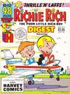 Cover for Richie Rich Digest Magazine (Harvey, 1986 series) #9