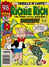 Cover for Richie Rich Digest Magazine (Harvey, 1986 series) #10 [Newsstand]