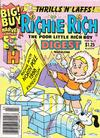 Cover for Richie Rich Digest Magazine (Harvey, 1986 series) #12