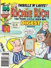 Cover for Richie Rich Digest Magazine (Harvey, 1986 series) #13