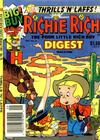 Cover for Richie Rich Digest Magazine (Harvey, 1986 series) #15
