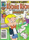 Cover for Richie Rich Digest Magazine (Harvey, 1986 series) #18