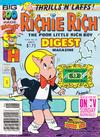 Cover for Richie Rich Digest Magazine (Harvey, 1986 series) #21