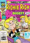 Cover for Richie Rich Digest Magazine (Harvey, 1986 series) #22