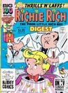 Cover for Richie Rich Digest Magazine (Harvey, 1986 series) #24