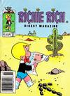 Cover for Richie Rich Digest Magazine (Harvey, 1986 series) #25