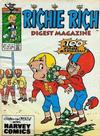 Cover for Richie Rich Digest Magazine (Harvey, 1986 series) #27