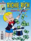 Cover for Richie Rich Digest Magazine (Harvey, 1986 series) #37 [Newsstand]
