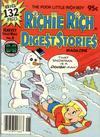 Cover for Richie Rich Digest Stories (Harvey, 1977 series) #6