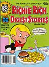 Cover for Richie Rich Digest Stories (Harvey, 1977 series) #8