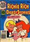 Cover for Richie Rich Digest Stories (Harvey, 1977 series) #10