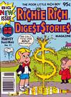 Cover for Richie Rich Digest Stories (Harvey, 1977 series) #11