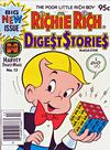 Cover for Richie Rich Digest Stories (Harvey, 1977 series) #13
