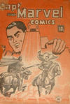 Cover for Captain Marvel Comics (Anglo-American Publishing Company Limited, 1942 series) #v3#3