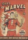 Cover for Captain Marvel Comics (Anglo-American Publishing Company Limited, 1942 series) #v3#5