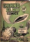 Cover for Grand Slam Comics (Anglo-American Publishing Company Limited, 1941 series) #v1#3 [3]