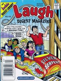 Cover Thumbnail for Laugh Comics Digest (Archie, 1974 series) #193