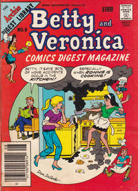 Cover Thumbnail for Betty and Veronica Comics Digest Magazine (Archie, 1983 series) #8