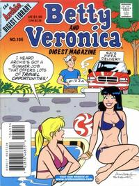 Cover Thumbnail for Betty and Veronica Comics Digest Magazine (Archie, 1983 series) #106 [Direct Edition]