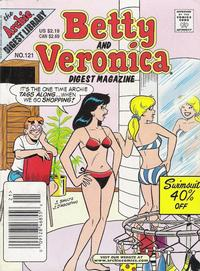 Cover Thumbnail for Betty and Veronica Comics Digest Magazine (Archie, 1983 series) #121
