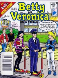 Cover Thumbnail for Betty and Veronica Comics Digest Magazine (Archie, 1983 series) #133