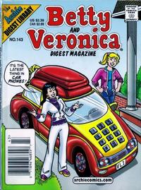 Cover Thumbnail for Betty and Veronica Comics Digest Magazine (Archie, 1983 series) #143