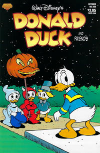 Cover Thumbnail for Walt Disney's Donald Duck and Friends (Gemstone, 2003 series) #308