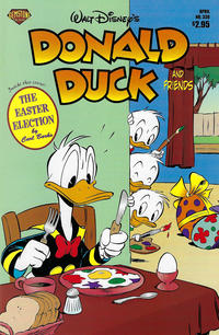Cover Thumbnail for Walt Disney's Donald Duck and Friends (Gemstone, 2003 series) #338