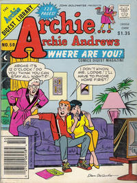 Cover Thumbnail for Archie... Archie Andrews Where Are You? Comics Digest Magazine (Archie, 1977 series) #50