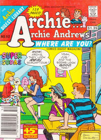 Cover Thumbnail for Archie... Archie Andrews, Where Are You? Comics Digest Magazine (Archie, 1977 series) #52