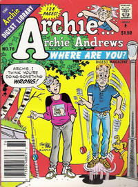 Cover Thumbnail for Archie... Archie Andrews Where Are You? Comics Digest Magazine (Archie, 1977 series) #76