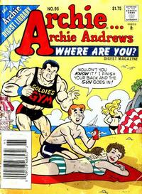 Cover Thumbnail for Archie... Archie Andrews, Where Are You? Comics Digest Magazine (Archie, 1977 series) #95