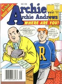 Cover Thumbnail for Archie... Archie Andrews Where Are You? Comics Digest Magazine (Archie, 1977 series) #109