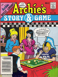 Cover Thumbnail for Archie's Story & Game Digest Magazine (Archie, 1986 series) #2