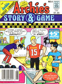 Cover Thumbnail for Archie's Story & Game Digest Magazine (Archie, 1986 series) #6