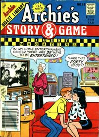 Cover Thumbnail for Archie's Story & Game Digest Magazine (Archie, 1986 series) #16 [Newsstand]